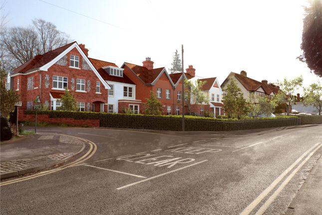 Thumbnail End terrace house for sale in Aston Gate, 17/27 High Street, Wargrave, Berkshire
