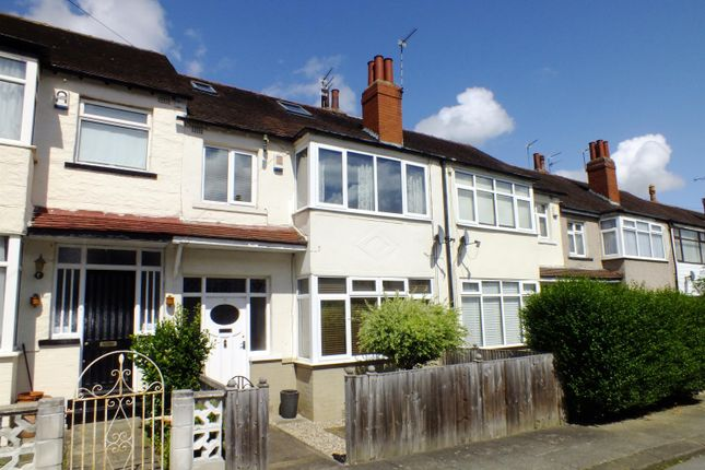 Thumbnail Terraced house to rent in Manor Grove, Chapel Allerton, Leeds