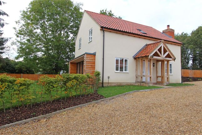 Thumbnail Detached house for sale in Station Street, Rippingale, Bourne