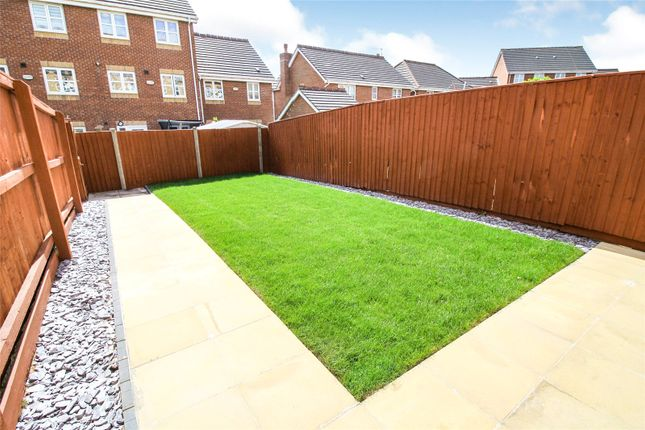 Rear Garden of Riseholme Close, Leicester, Leicestershire LE3