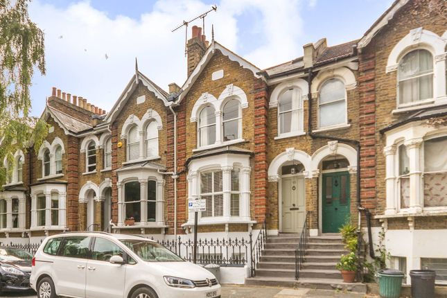 Thumbnail Terraced house to rent in Summerhouse Road, Stoke Newington