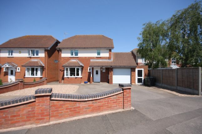Detached house for sale in Thistledown, Evesham