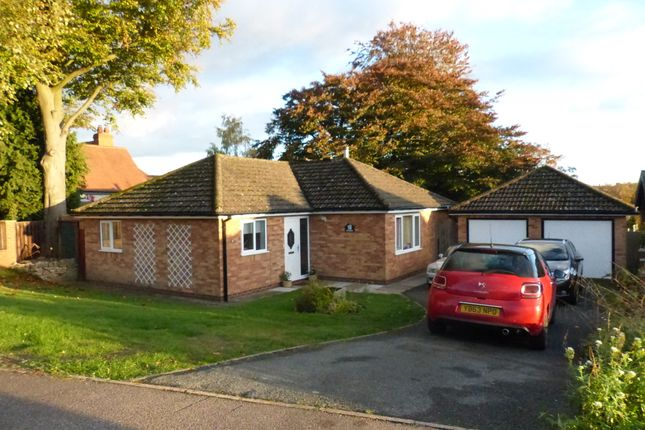 Thumbnail Detached bungalow for sale in Manor Road, Ashbourne