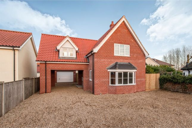 Thumbnail Detached house for sale in Stuston Road, Diss