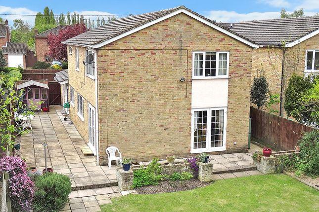 Thumbnail Detached house for sale in Newington, Willingham, Cambridge