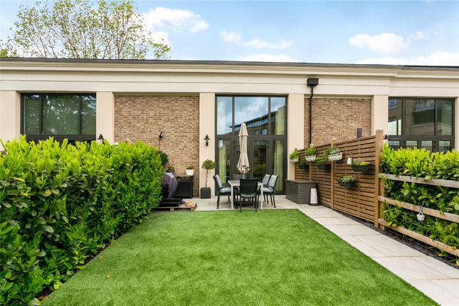 Thumbnail Terraced house for sale in Mill View Terrace, Glen Island, Taplow, Maidenhead
