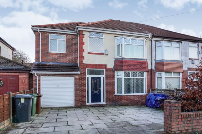 Thumbnail Semi-detached house for sale in Owler Lane, Oldham