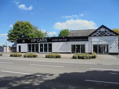 Thumbnail Land to let in Parkside Garage, Mereside Road, Mere, Knutsford, Cheshire