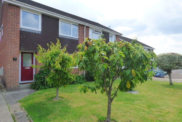 Thumbnail Semi-detached house to rent in Beaver Drive, Fair Oak, Eastleigh