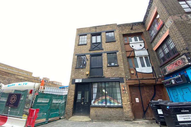 Thumbnail Office to let in Rivington Street, London