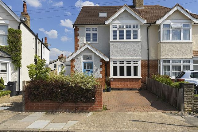Thumbnail Semi-detached house to rent in Alfred Road, Kingston Upon Thames