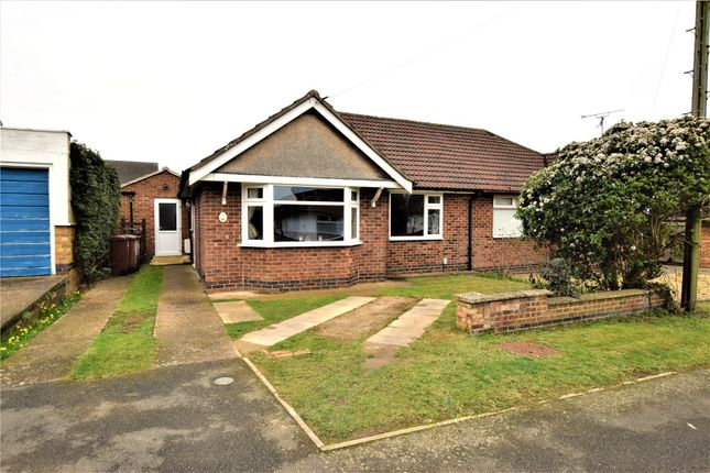 Thumbnail Bungalow for sale in Thornby Drive, Kingsthorpe, Northampton