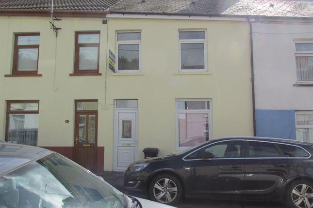 Thumbnail Terraced house for sale in Trevethick Street, Merthyr Tydfil