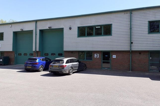 Thumbnail Warehouse for sale in Unit 3 Fernacre Business Park, Budds Lane, Romsey, Hampshire