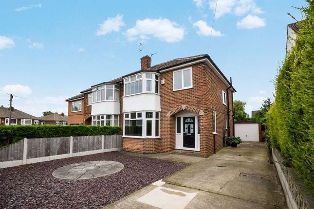 Thumbnail Semi-detached house to rent in Lynwood Crescent, Pontefract