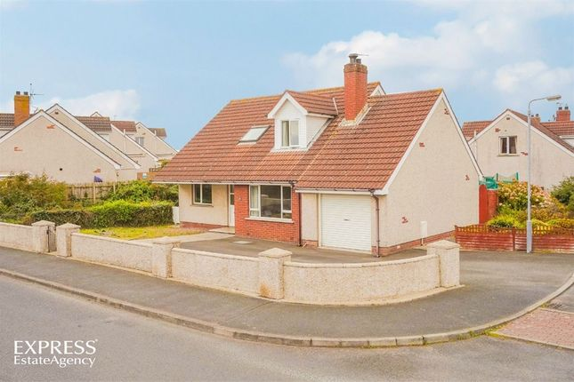 Thumbnail Detached bungalow for sale in The Moorings, Donaghadee, County Down