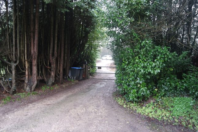 Thumbnail Land for sale in Copthorne Road, Copthorne, Crawley, West Sussex