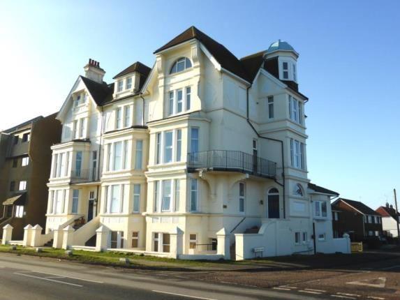 Thumbnail Flat for sale in Littlestone Court, Grand Parade, Littlestone, New Romney