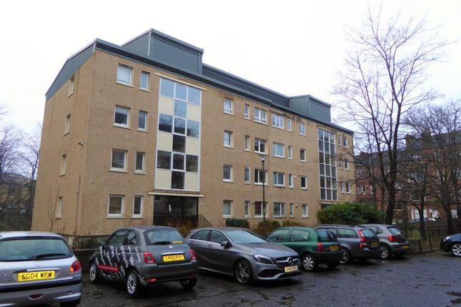 Thumbnail Flat to rent in 4 Queen Margaret Court, North Kelvinside, Glasgow
