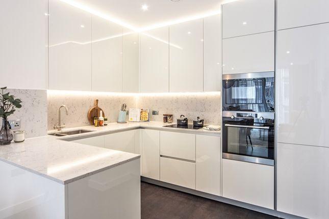 Kitchen of Charles Clowes Walk, London SW11