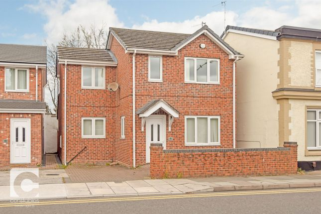 Thumbnail Detached House To Rent In The Village Bebington Wirral Merseyside