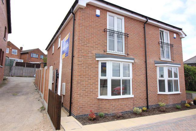 Thumbnail Semi-detached house for sale in Tennyson Street, Ilkeston