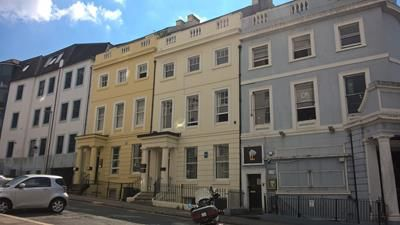 Office to let in Second Floor, 23 Lockyer Street, Plymouth