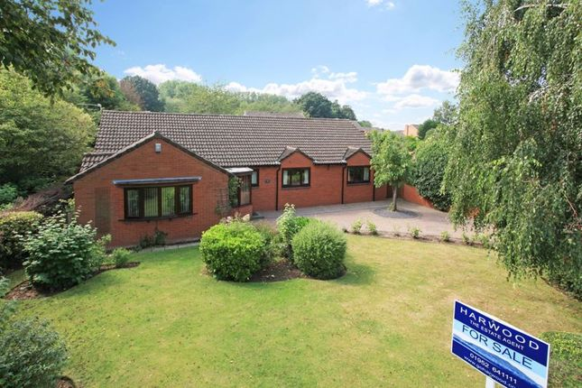 Thumbnail Bungalow for sale in Glade Way, Telford