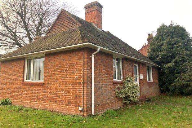 Thumbnail Bungalow to rent in Church Square, Basingstoke