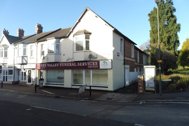 Thumbnail Property for sale in Old Mill Road, Torquay