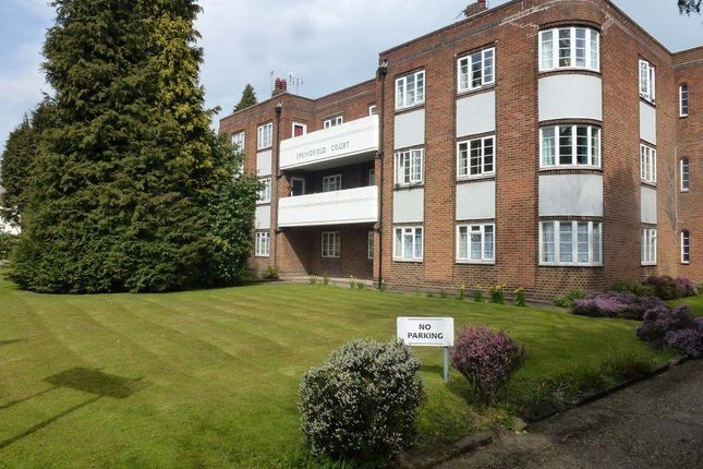 Thumbnail Flat to rent in Springfield Court, Stratford Road, Hall Green, Birmingham