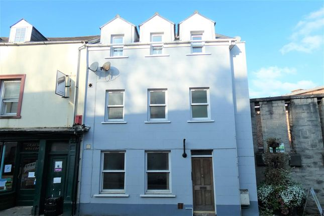 Accommodation of Bank Row, Dew Street, Haverfordwest SA61
