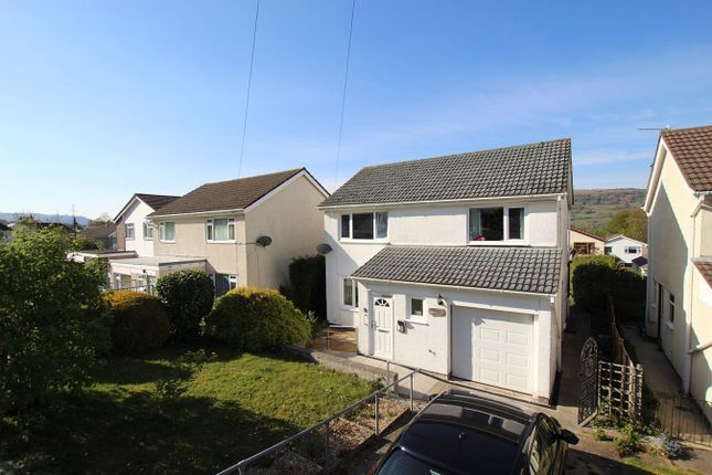 Thumbnail Detached house for sale in Llanwenarth View, Govilon, Abergavenny