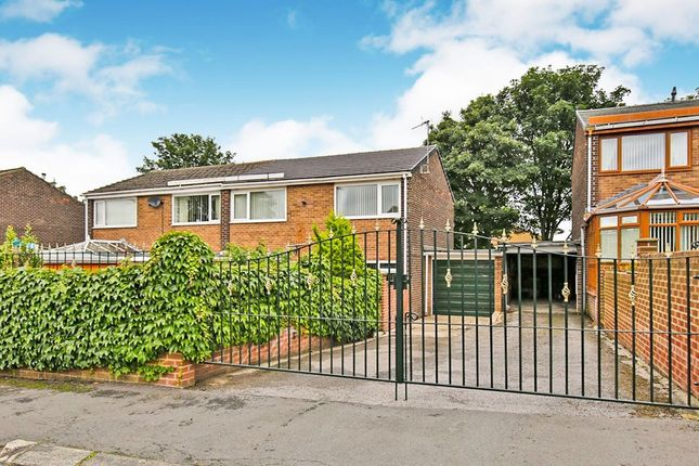 Thumbnail Semi-detached house for sale in Fines Park, Stanley