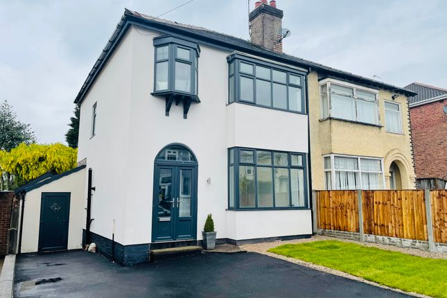 3 bed semi-detached house for sale in Hillcrest Avenue, Liverpool L36