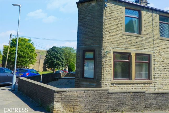 Thumbnail End terrace house for sale in Lennox Road, Todmorden, West Yorkshire
