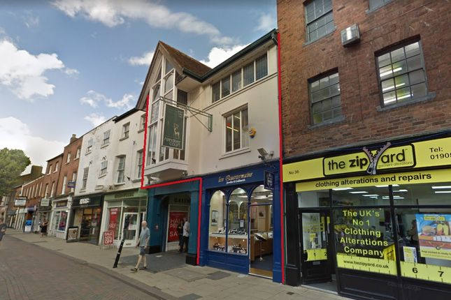 Thumbnail Retail premises for sale in 1, Worcester