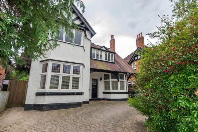 Thumbnail Detached house for sale in Oxford Road, Moseley, Birmingham