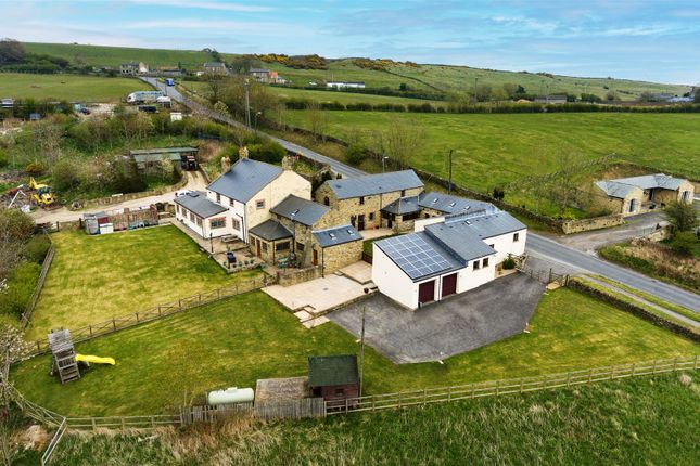 Thumbnail Semi-detached house for sale in The Old Dairy, Church Hill, Crook