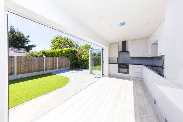 Thumbnail Bungalow for sale in Brunswick Avenue, Upminster