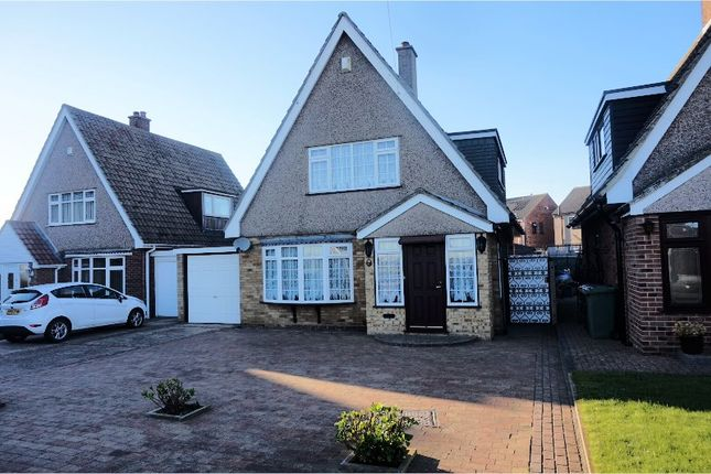 Thumbnail Detached house for sale in Whybrews, Stanford-Le-Hope