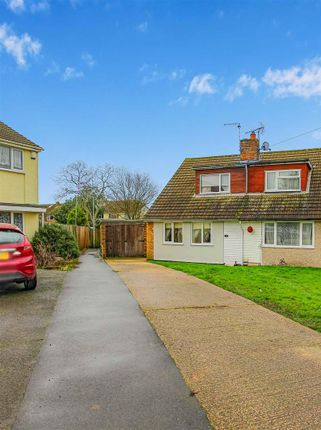 3 bed semi-detached house for sale in Princes Avenue, Southminster CM0