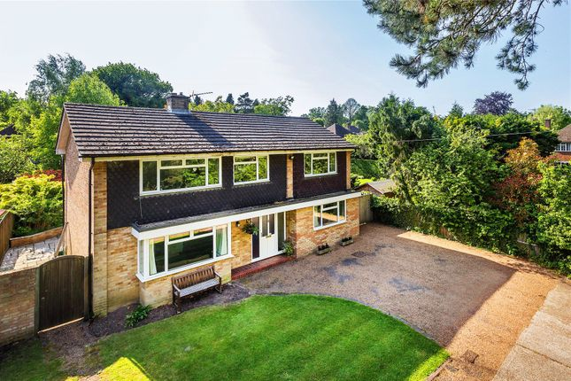 Thumbnail Property for sale in Pyrford, Woking, Surrey