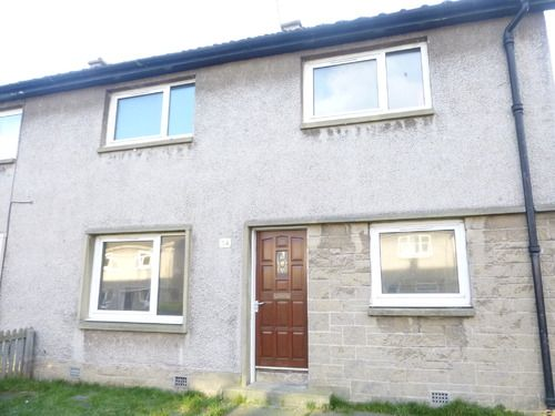 Thumbnail End terrace house to rent in Broomhouse Court, Edinburgh