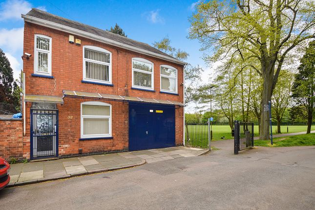 Thumbnail Semi-detached house for sale in Harrison Road, Leicester