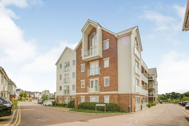 1 bed flat for sale in Lake View Court, Holborough Lakes, Snodland ME6