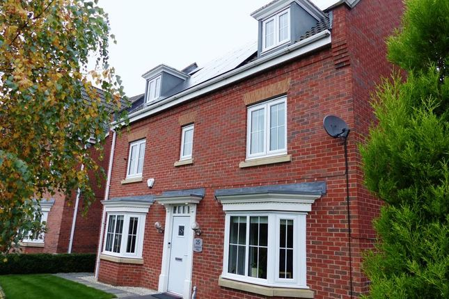 Thumbnail Detached house for sale in Londinium Way, North Hykeham, Lincoln