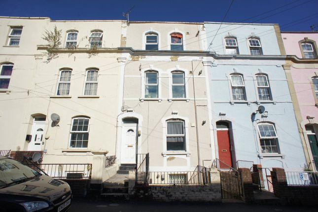 Thumbnail Flat to rent in Brighton Street, St Pauls, Bristol