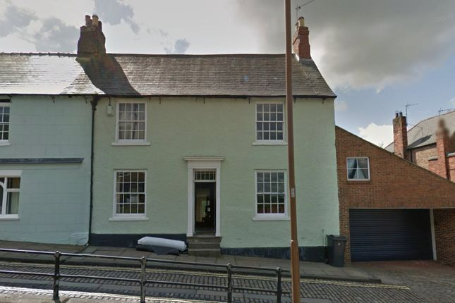 Thumbnail Terraced house to rent in Gilesgate, Durham