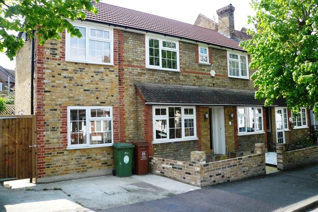 3 bed end terrace house to rent in Stafford Road, Sidcup
